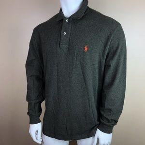 Polo Ralph Lauren Long Sleeve Cotton Shirt Size XL